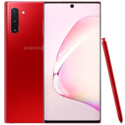 Смартфон Samsung Galaxy Note 10 256Gb Красный (SM-N970F)