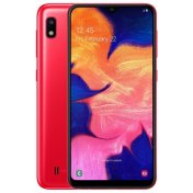 Смартфон Samsung Galaxy A10 32Gb Красный (SM-A105F)