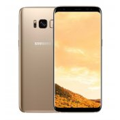 Смартфон Samsung Galaxy S8 64Gb Желтый топаз (SM-G950FD)