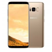 Смартфон Samsung Galaxy S8+ 64Gb Желтый топаз (SM-G955FD)