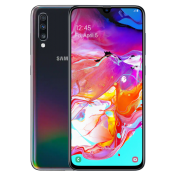 Смартфон Samsung Galaxy A70 128Gb Чёрный (SM-A705F)